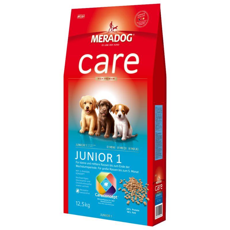 meradog care high premium junior 1. Black Bedroom Furniture Sets. Home Design Ideas