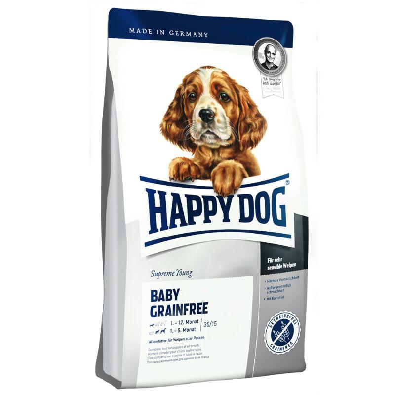 happy dog supreme baby sin cereales. Black Bedroom Furniture Sets. Home Design Ideas