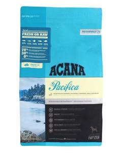 Saco de pienso de la marca Acana Pacifica