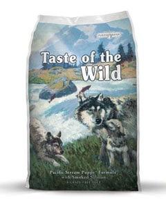 Saco de Pienso Taste of the Wild para cachorros