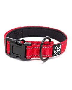 Collar rojo perros
