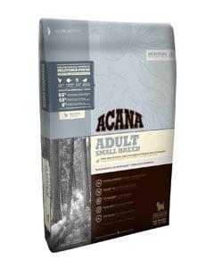 Paquete de comida para perros de la marca Acana