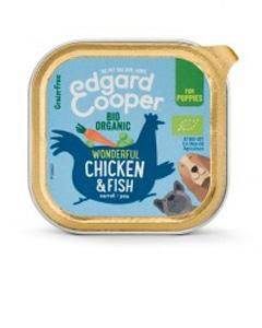 Tarrina de comida para perros marca Edgar Cooper