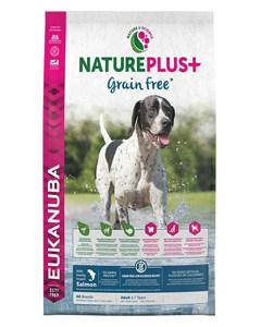 EUKANUBA NaturePlus sin cerealea para perros adultos