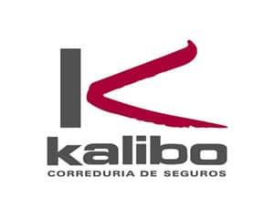 Logo empresa de seguros Kalibo