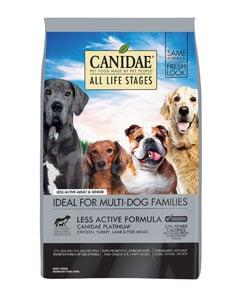 equilibrio natural comida para perros en lata con menos calorías