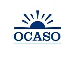 Logo empresa de seguros para perros Ocaso