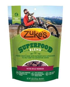 Paquete de golosinas para perro mara Zuke`s