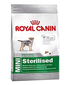 Saco de pienso de la marca Royal Canin