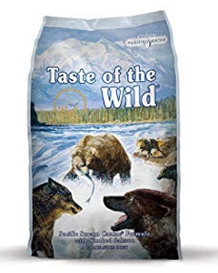 Saco de pienso marca Taste of The Wild