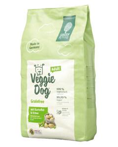 Saco de pienso vegetariano para perros Veggiedog